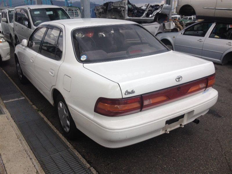 Бампер Toyota Camry SV30 1993 задний (б/у)