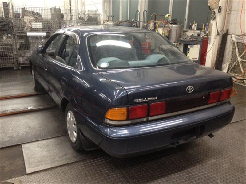 Лючок бензобака Toyota Sprinter AE100 1993 (б/у)
