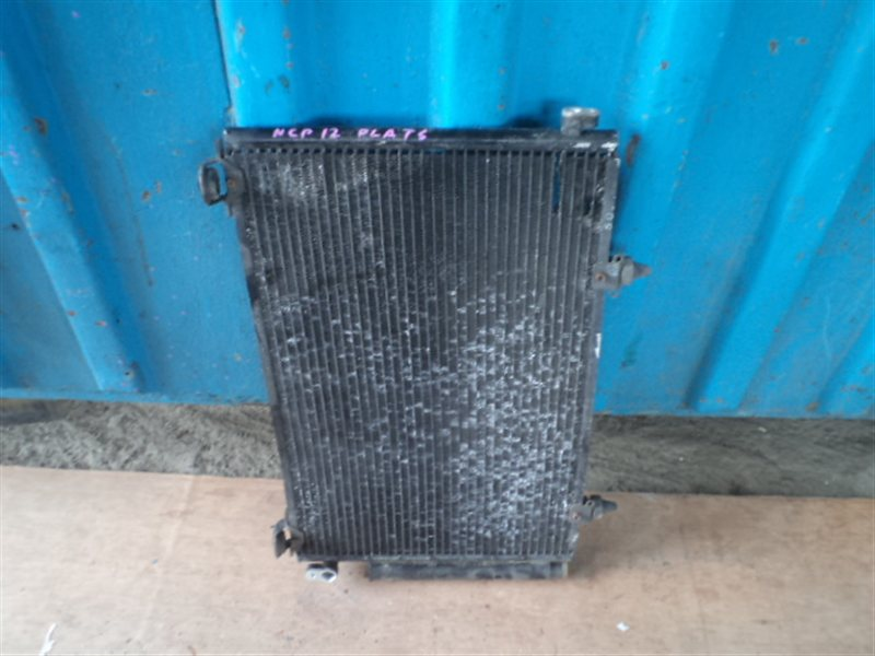 Радиатор кондиционера Toyota Platz NCP12 2004 (б/у)