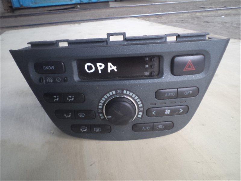 Климат-контроль Toyota Opa 10 (б/у)