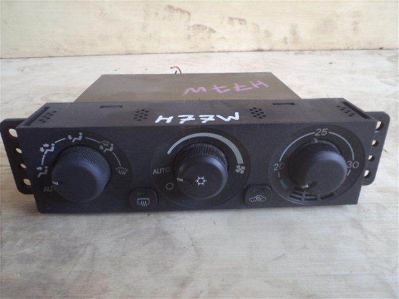 Климат-контроль Mitsubishi Pajero Io H77W 2002 (б/у)