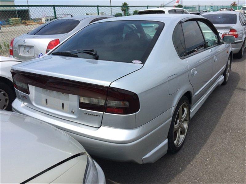 Лючок бензобака Subaru Legacy B4 BE5 2002 (б/у)