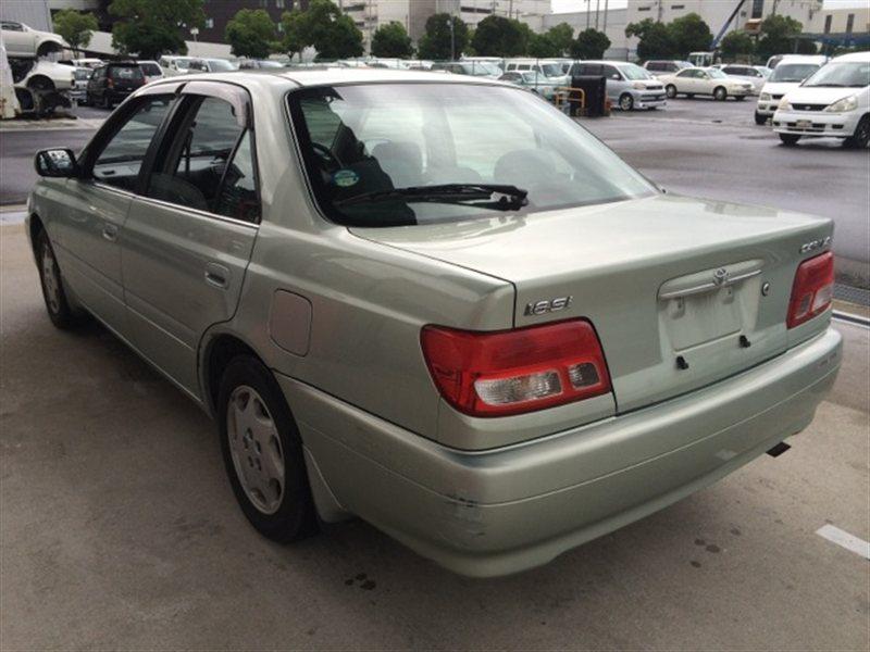 Лючок бензобака Toyota Carina AT211 1999 (б/у)