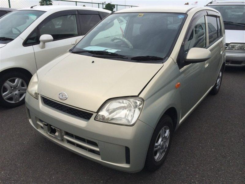 Дверь Daihatsu Mira L250S передняя левая (б/у)