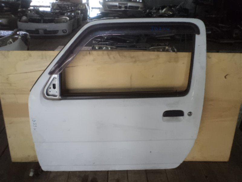 Дверь Suzuki Jimny JB23W 2000 передняя левая (б/у)