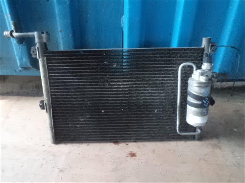 Радиатор кондиционера Suzuki Jimny JB23W K6AT 2000 (б/у)