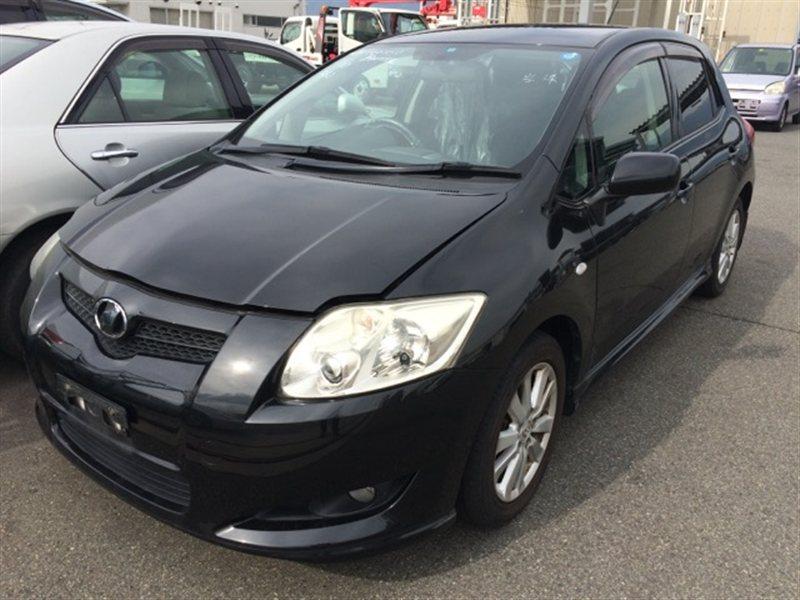 Форточка кузова Toyota Auris ZRE152 2008 передняя правая (б/у)
