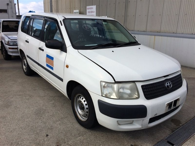Жабо Toyota Succeed NCP51 2004 (б/у)