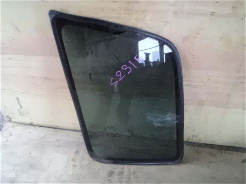 Стекло собачника Toyota Sparky S231E левое (б/у)