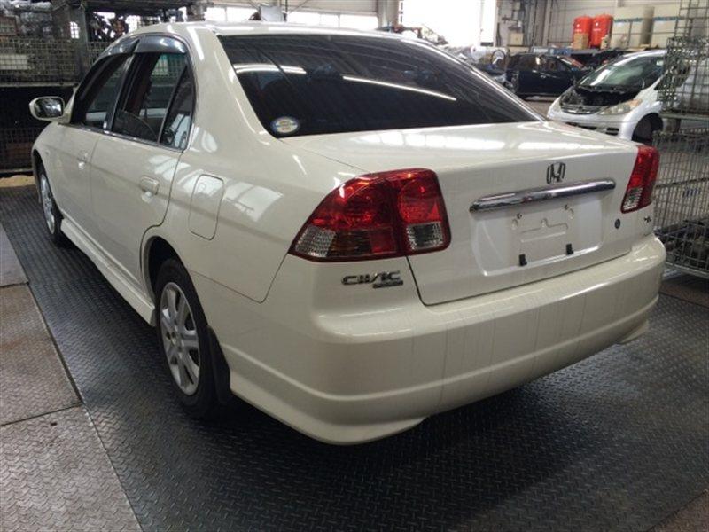 Лючок бензобака Honda Civic ES3 2005 (б/у)