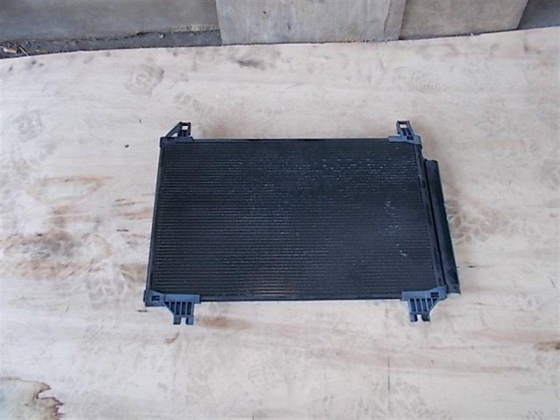 Радиатор кондиционера Toyota Vitz NCP91 2006 (б/у)