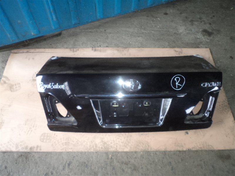 Крышка багажника Toyota Crown GRS180 (б/у)