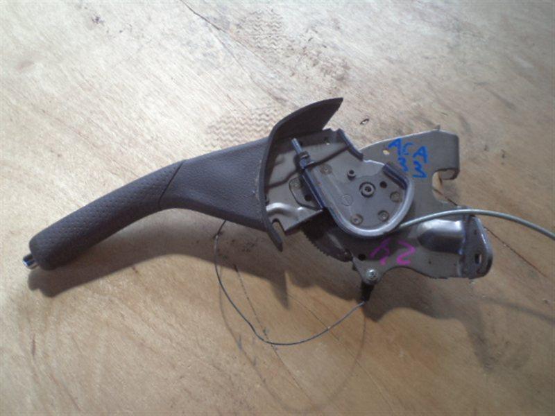 Ручка ручника Toyota Vanguard ACA33 2008 (б/у)