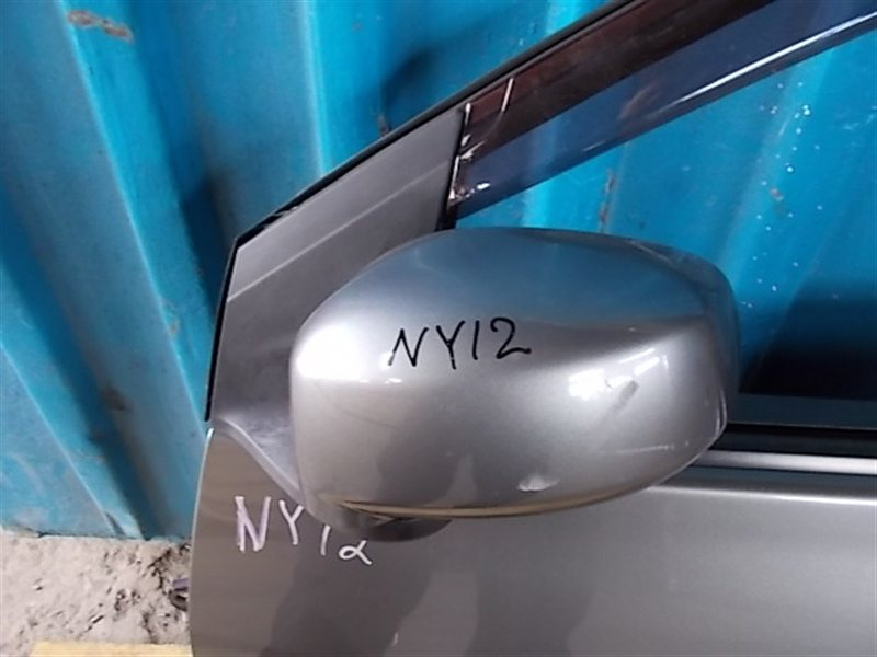 Зеркало Nissan Wingroad NY12 2006 левое (б/у)