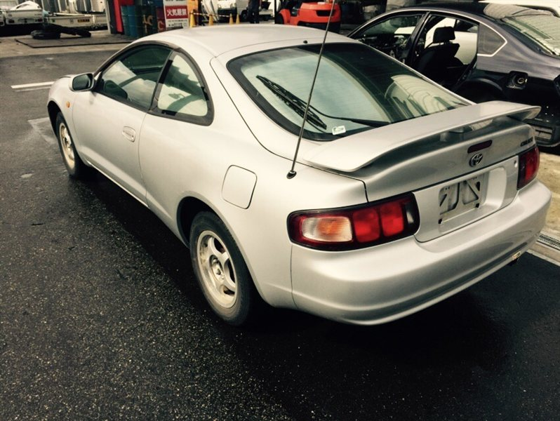 Бампер Toyota Celica ST202 1996 задний (б/у)