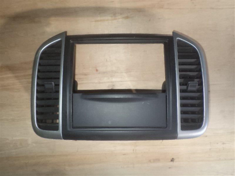 Консоль магнитофона Nissan Wingroad NY12 (б/у)