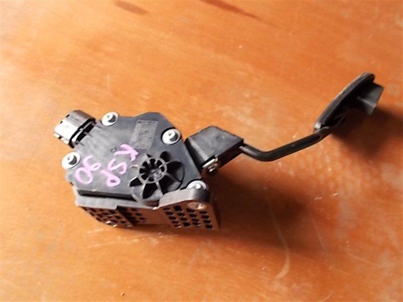 Педаль подачи топлива Toyota Vitz KSP90 1KR 2006 (б/у)