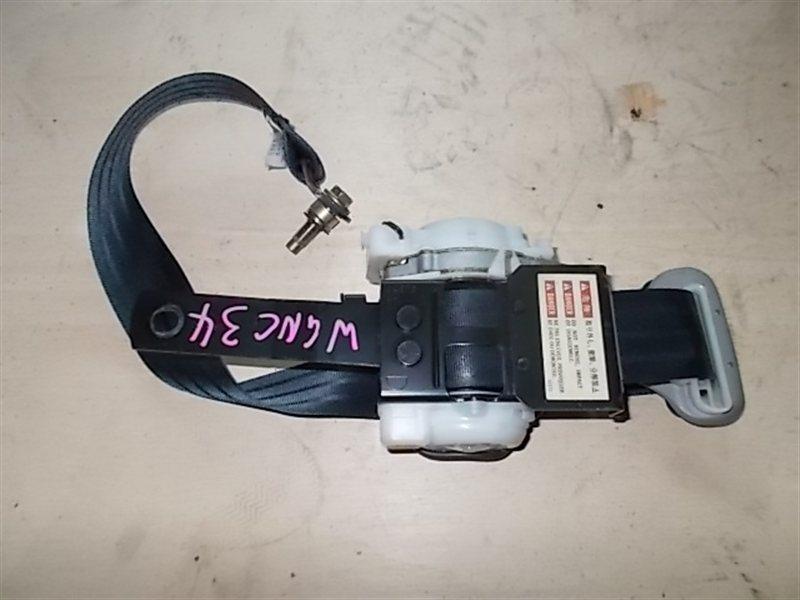 Ремень безопасности Nissan Stagea WGNC34 передний левый (б/у)