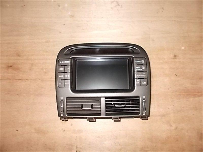 Климат-контроль Toyota Celsior UCF31 3UZFE 2001 (б/у)