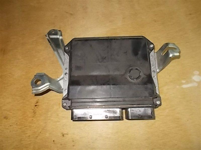 Блок управления двс Toyota Ractis SCP100 2SZ 2007 (б/у)