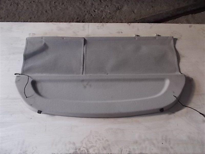 Полка багажника Toyota Allex NZE121 2004 (б/у)