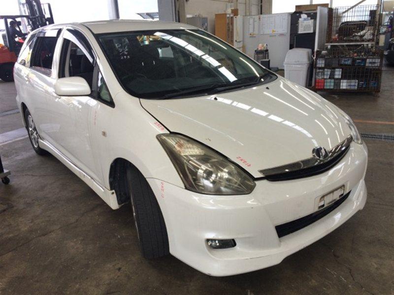Накладка на порог Toyota Wish ZNE10 2005 правая (б/у)