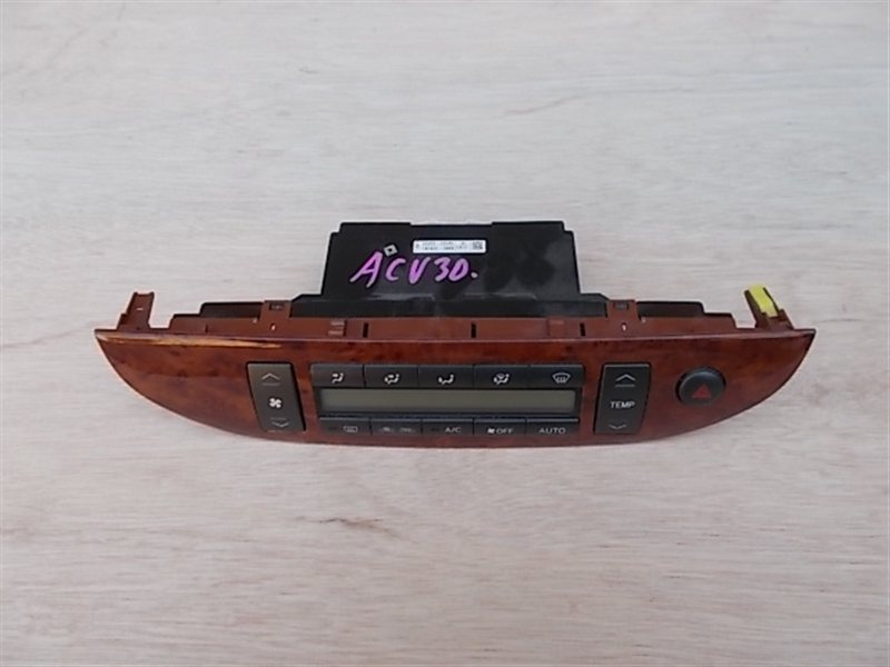 Климат-контроль Toyota Camry ACV30 (б/у)