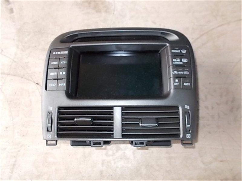Монитор Toyota Celsior UCF31 2002 (б/у)