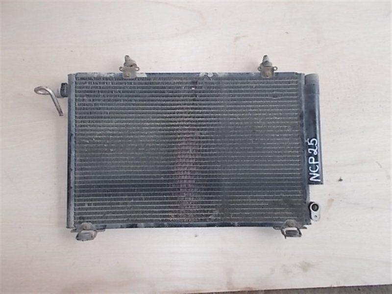 Радиатор кондиционера Toyota Funcargo NCP25 2002 (б/у)