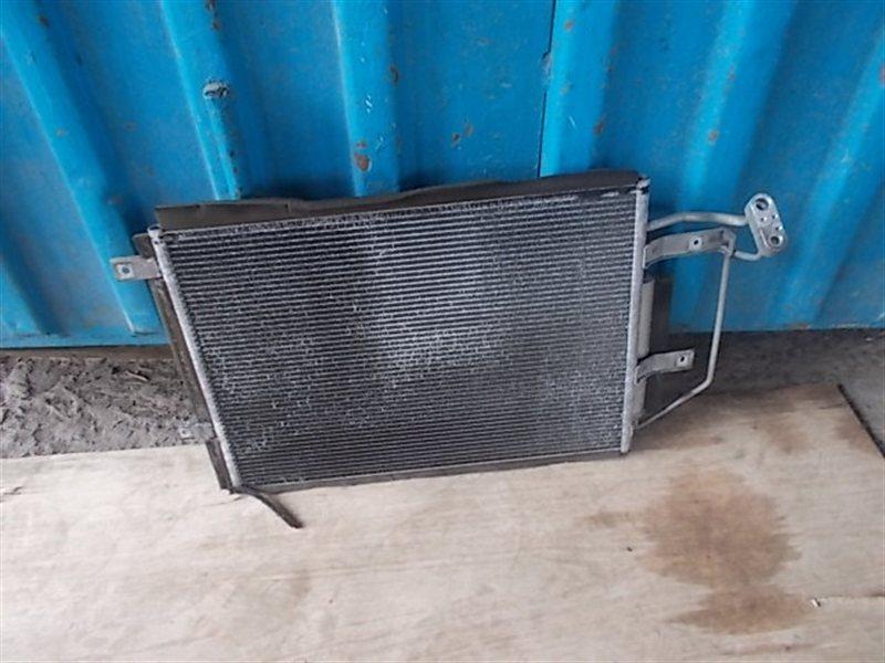 Радиатор кондиционера Mitsubishi Colt Z27A 2003 (б/у)