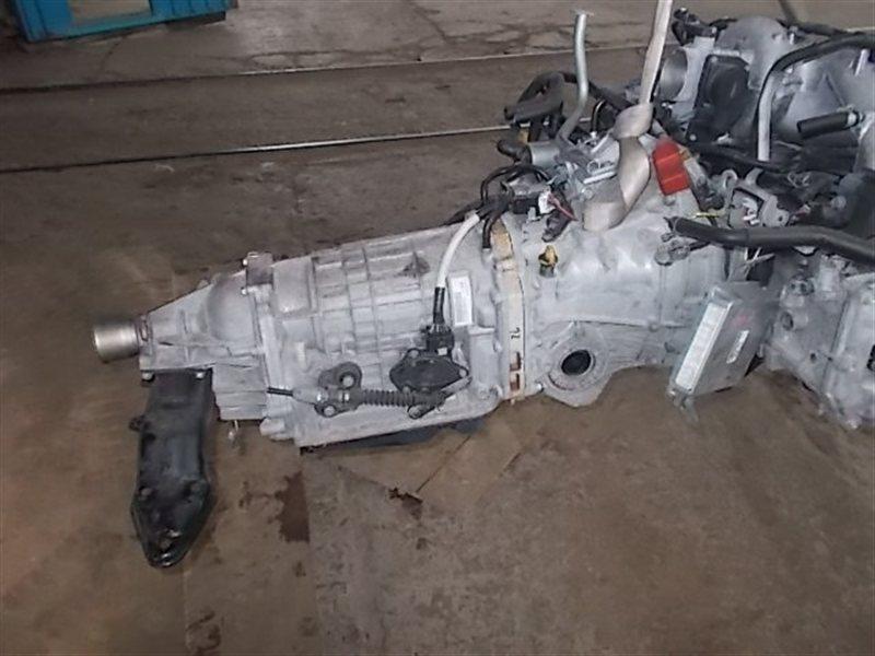 Акпп Subaru Impreza GGD EL15 2006 (б/у)