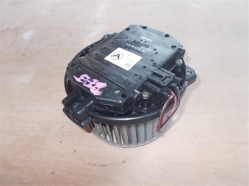 Мотор печки Subaru Legacy B4 BE5 (б/у)
