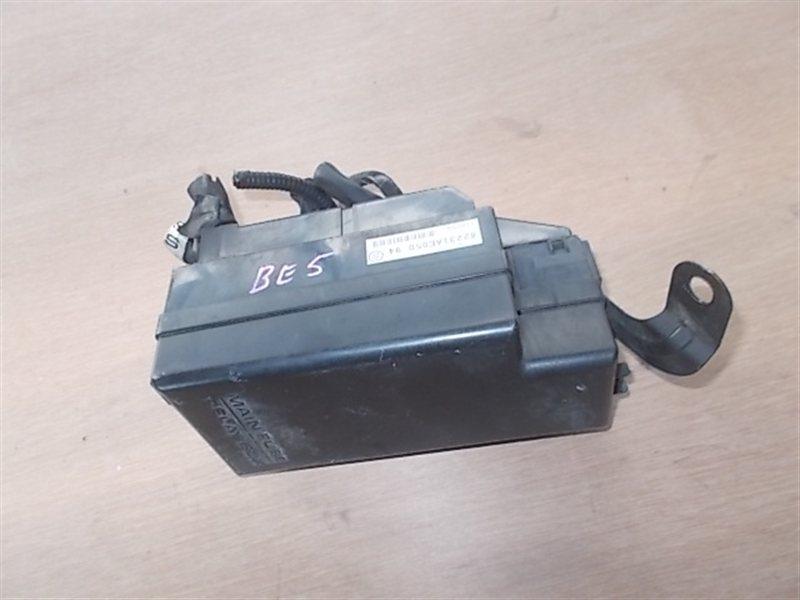 Блок предохранителей Subaru Legacy B4 BE5 (б/у)