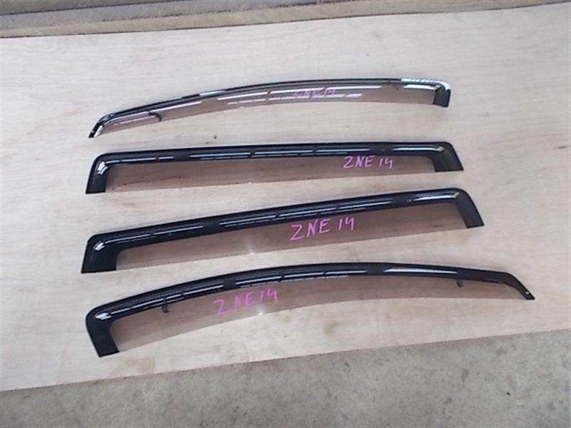 Ветровики комплект Toyota Wish ZNE14 (б/у)