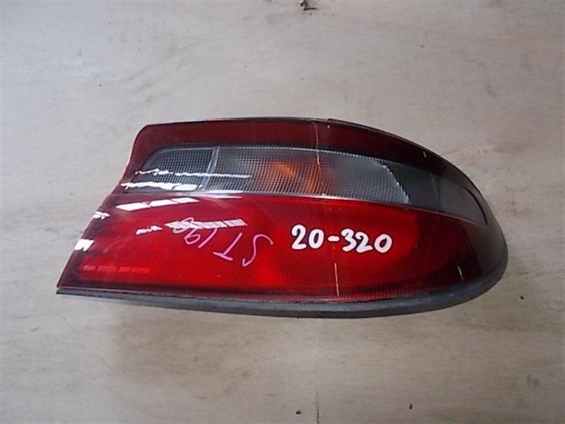 Фонарь задний Toyota Carina ST190 1993 правый (б/у)