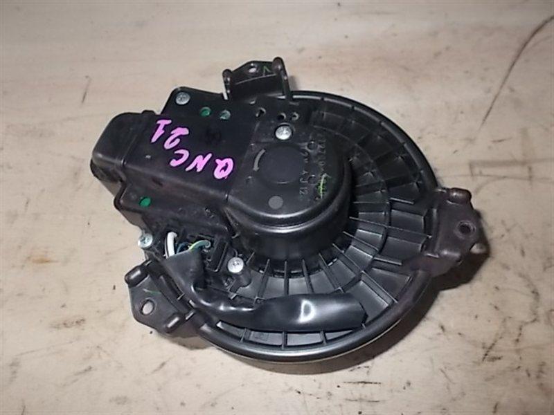 Мотор печки Toyota Bb QNC21 2008 (б/у)