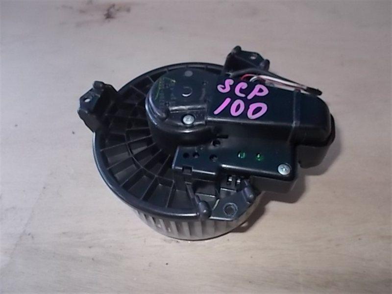 Мотор печки Toyota Ractis SCP100 2006 (б/у)