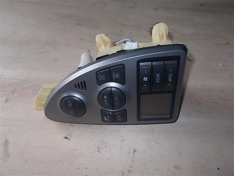 Климат-контроль Toyota Ractis SCP100 2006 (б/у)
