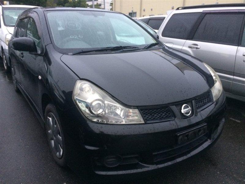 Зеркало Nissan Wingroad Y12 2007 левое (б/у)