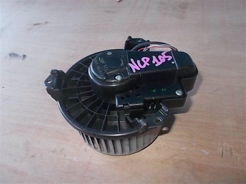 Мотор печки Toyota Ractis NCP105 2006 (б/у)