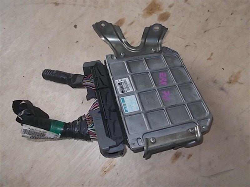 Блок управления двс Toyota Voxy ZRR70 3ZRFAE 2008 (б/у)