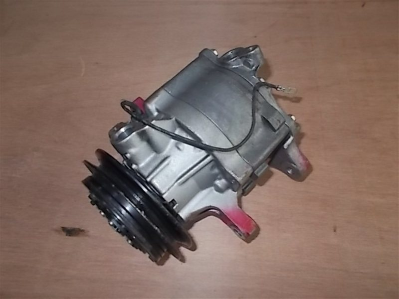 Компрессор кондиционера Daihatsu Terios Kid J111G EFDET 2002 (б/у)