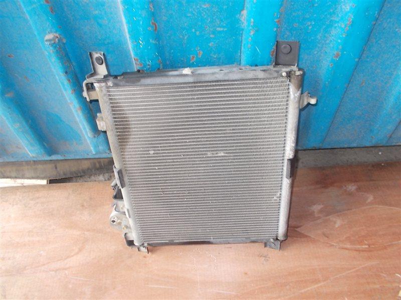 Радиатор кондиционера Mazda Bongo SKF2V RFT (б/у)