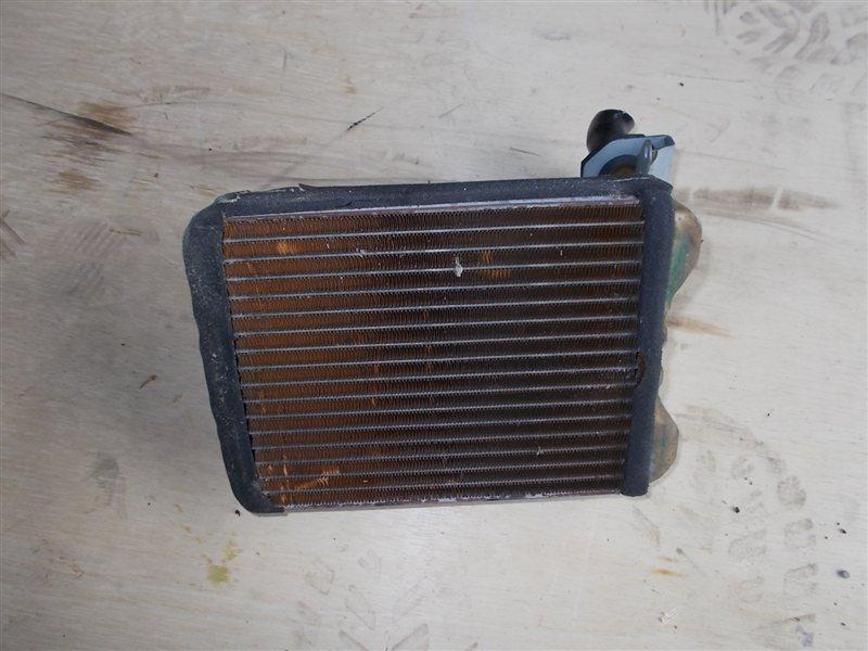 Радиатор печки Toyota Surf RZN185 задний (б/у)
