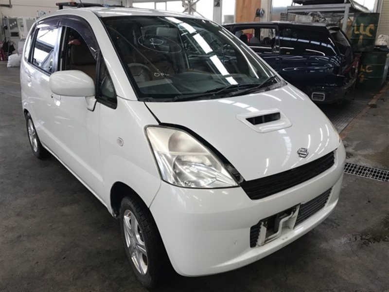 Зеркало Suzuki Mr Wagon MF21S 2003 правое (б/у)