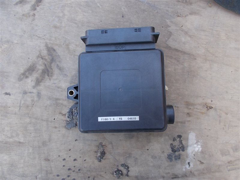 Блок управления двс Suzuki Jimny JB23W K6AT (б/у)