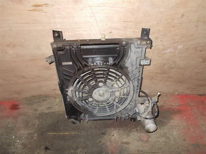 Радиатор кондиционера Mazda Bongo SK82VM F8 2003 (б/у)