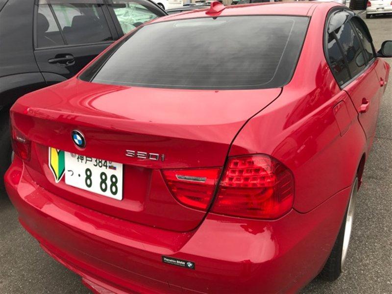 Крышка багажника Bmw 3 Series E90 N46B20 2010 (б/у)