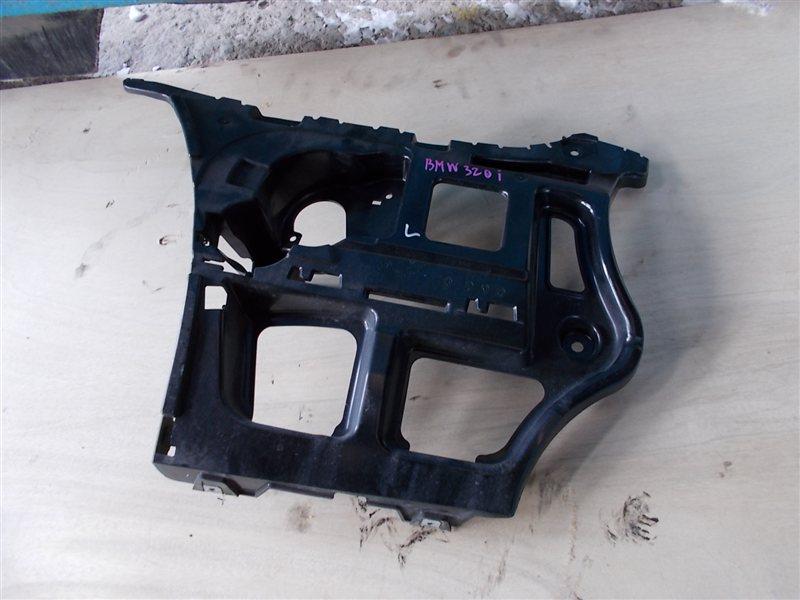 Крепление бампера Bmw 3 Series E90 N46B20 2010 заднее левое (б/у)