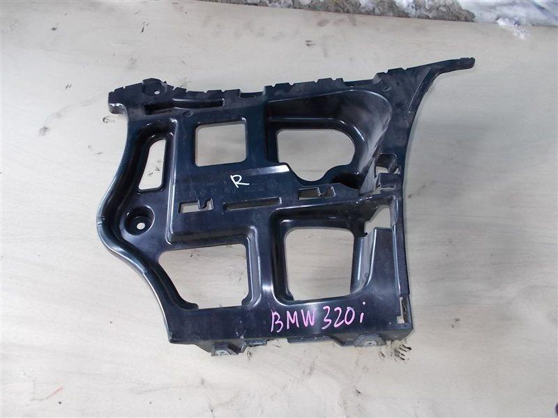 Крепление бампера Bmw 3 Series E90 N46B20 2010 заднее правое (б/у)